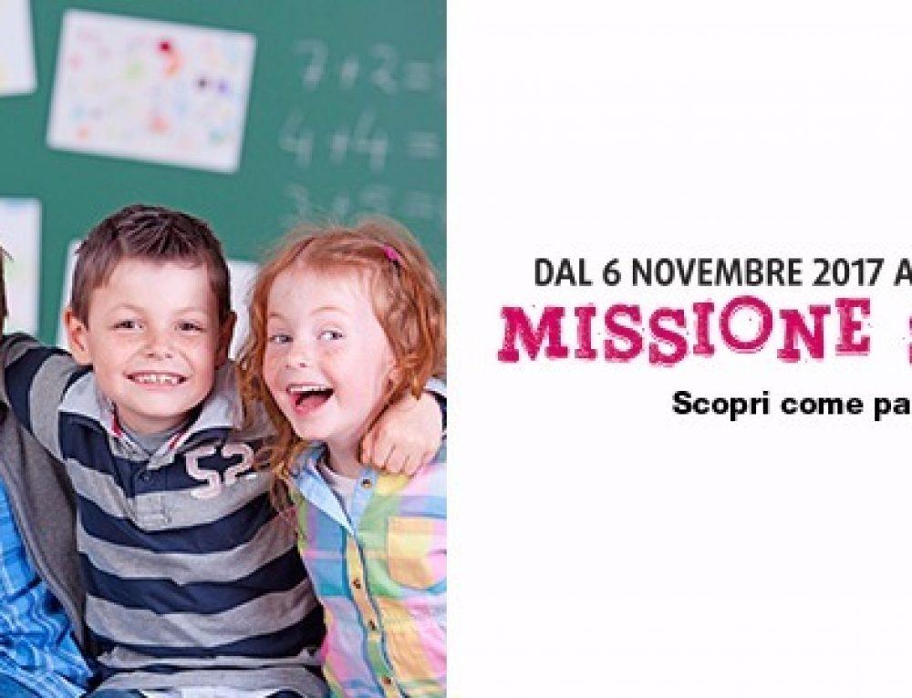 MISSIONE SCUOLA