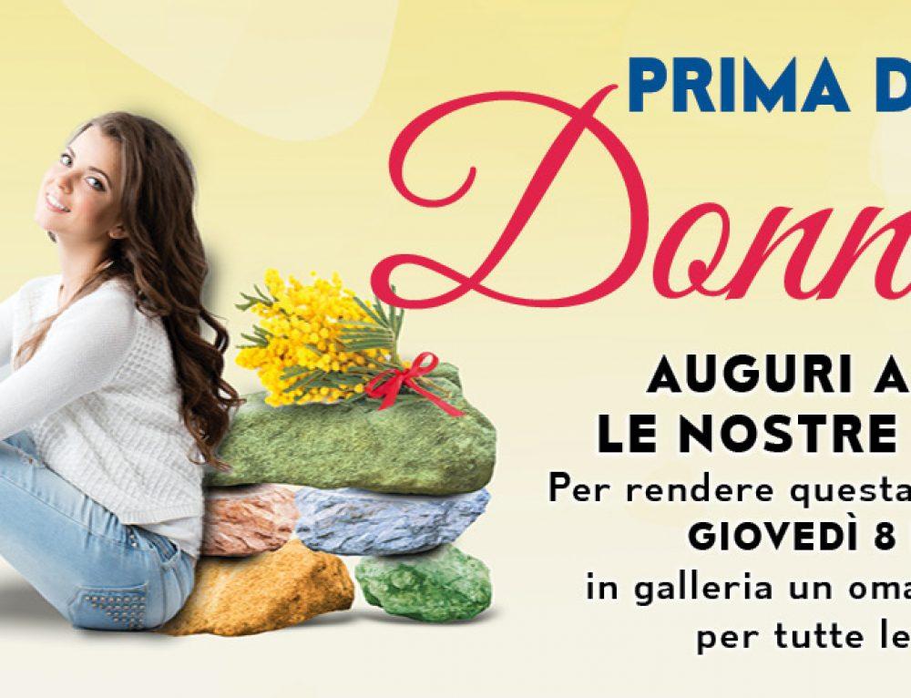 Prima di tutto… Donna!
