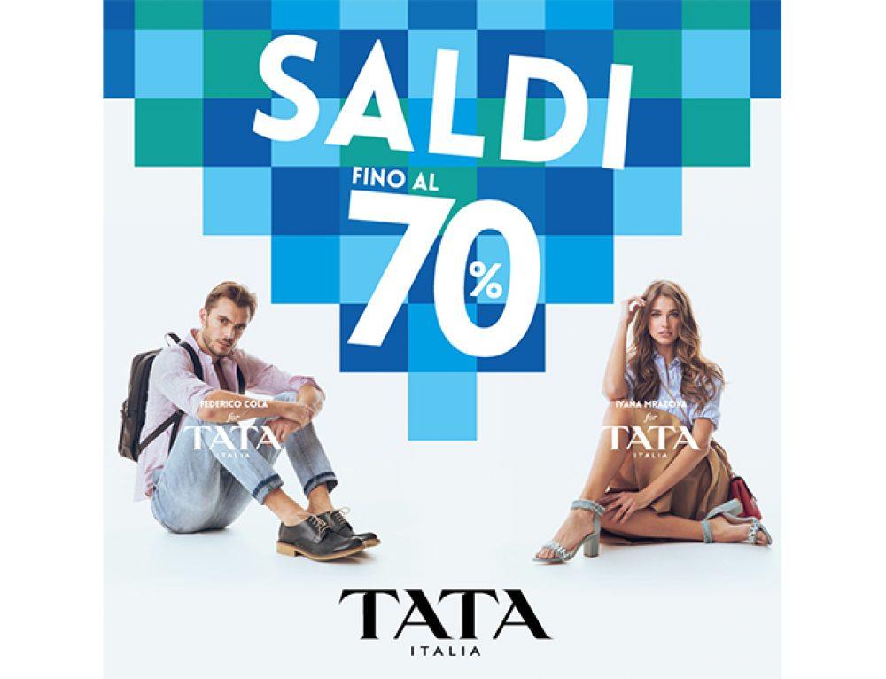 SALDI FINO AL 70% TATA ITALIA! Online e in stores!!!
