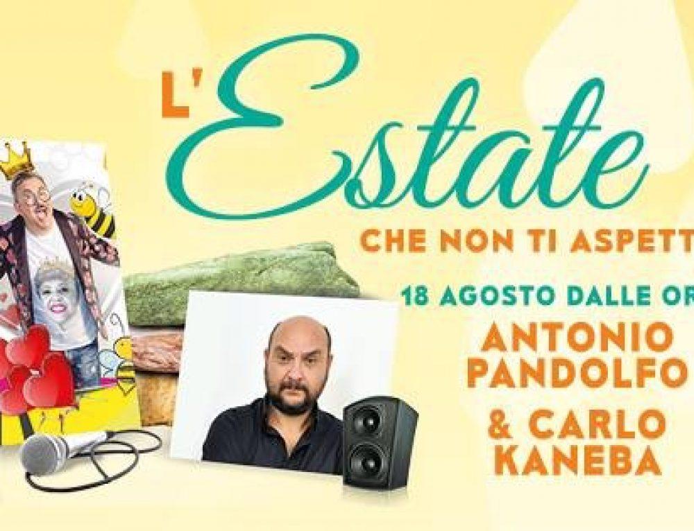 Antonio Pandolfo e Carlo Kaneba 18-07