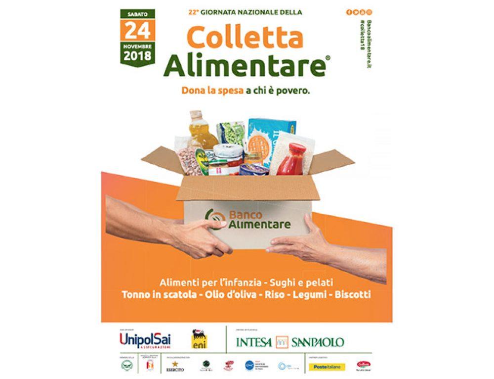 22° Giornata della Colletta Alimentare