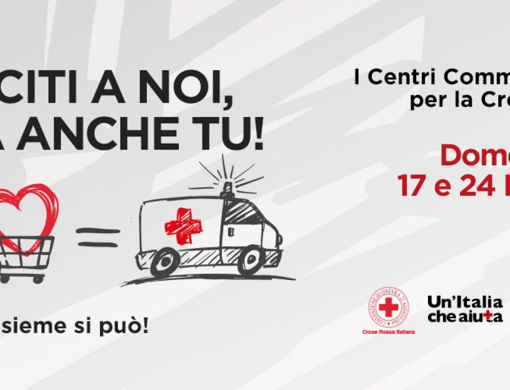 Sostieni la Croce Rossa Italiana 🏥