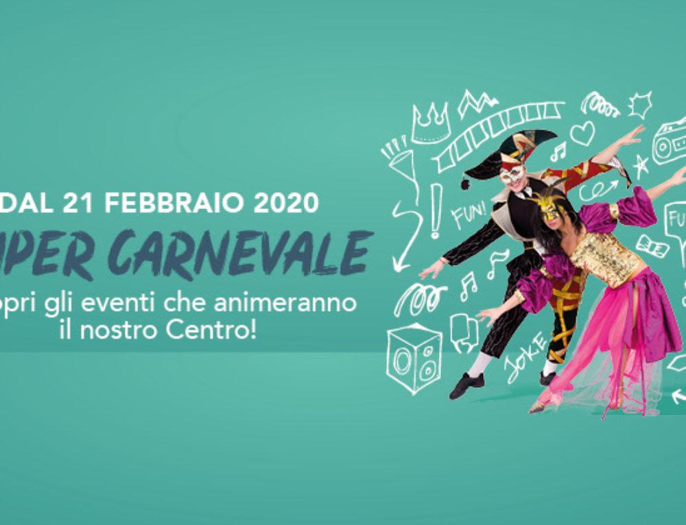 Carnevale al Centro Ibleo!